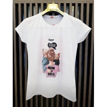 Тениска Mama